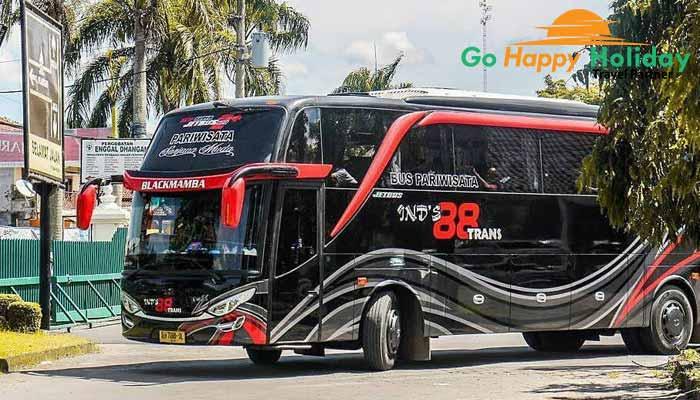 Sewa Bus Pariwisata di Banyuwangi Terbaik Murah