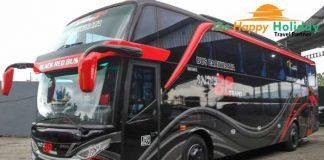 Sewa Bus Pariwisata di Banyuwangi Terbaru Murah