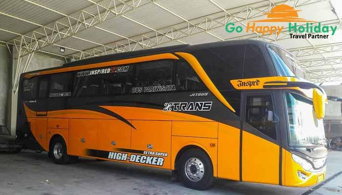 Sewa Bus Pariwisata di Malang Terbaik Murah