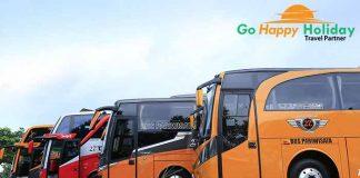 Sewa Bus Pariwisata di Malang Terbaru Murah