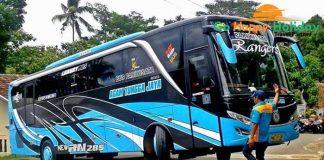 Sewa Bus Pariwisata di Ponorogo Terbaik Murah