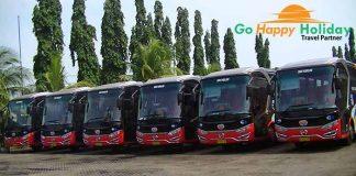 Sewa Bus Pariwisata di Probolinggo Murah Terbaik