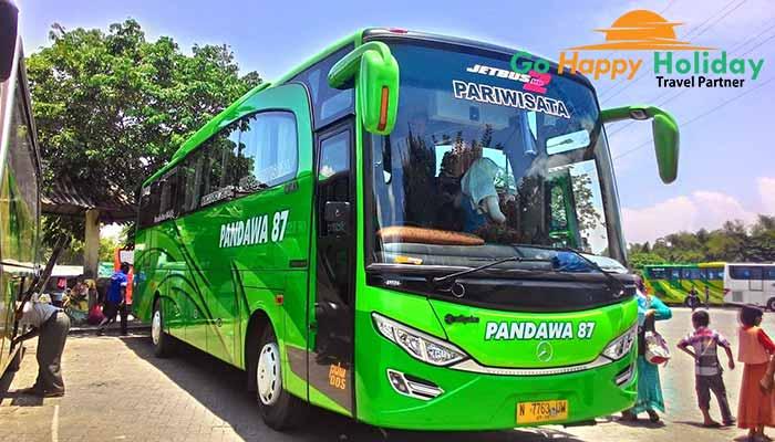 Sewa Bus Pariwisata di Sidoarjo Terbaik Murah