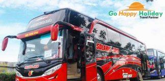 Sewa Bus Pariwisata di Sidoarjo Terbaru Murah