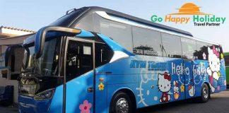 Sewa Bus Pariwisata di Surabaya Terbaik Terbaru