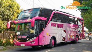 Sewa Bus Pariwisata di Surabaya Terbaru