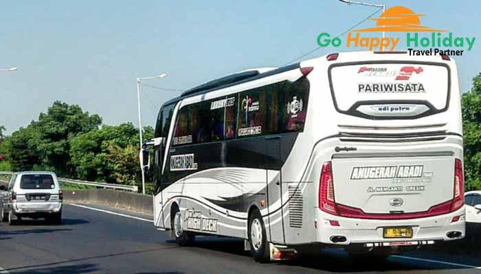 Sewa bus pariwisata di Bojonegoro Terbaik murah