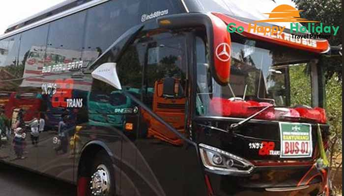Sewa bus pariwisata di Bondowoso Terbaik murah