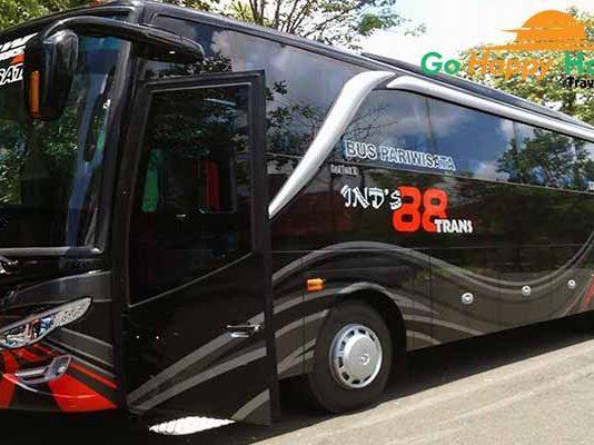 Sewa bus pariwisata di Bondowoso Terbaru murah
