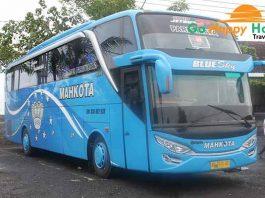 Sewa bus pariwisata di Kediri Terbaik murah