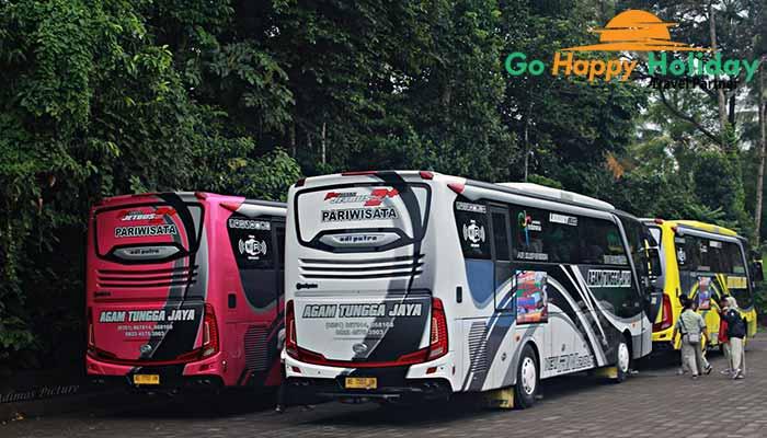 Sewa bus pariwisata di Ngawi Terbaru murah