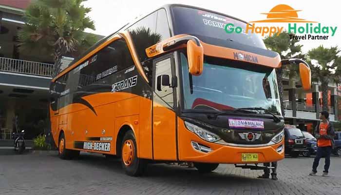 Sewa bus pariwisata di Pasuruan Terbaru