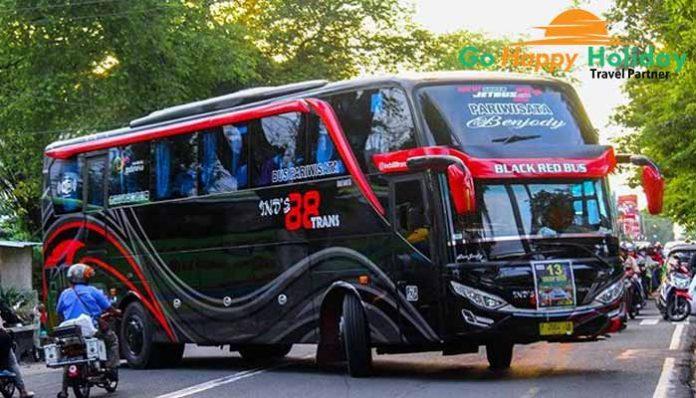 Sewa bus pariwisata di Situbondo terbaik murah