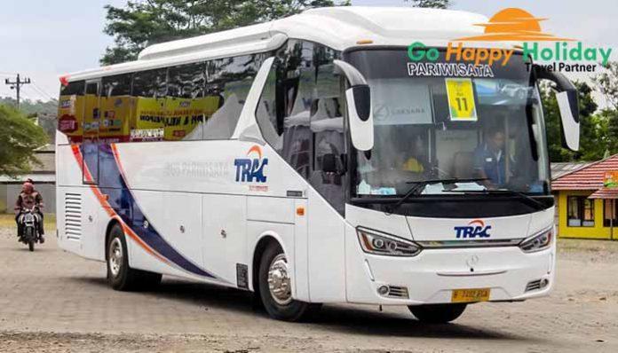 Sewa bus pariwisata di Tuban Terbaru murah