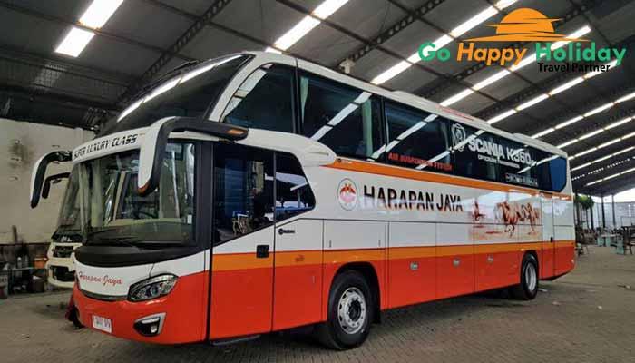 Sewa bus pariwisata di Tulungagung terbaru harga murah