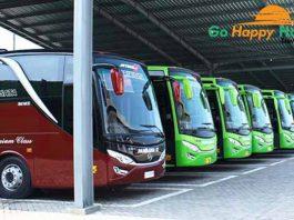 Sewa Bus Pariwisata PO Pandawa 87 Malang Murah Terbaik
