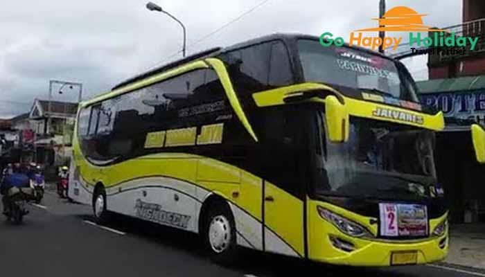 Harga Sewa Bus Pariwisata di Magetan Terbaik Murah