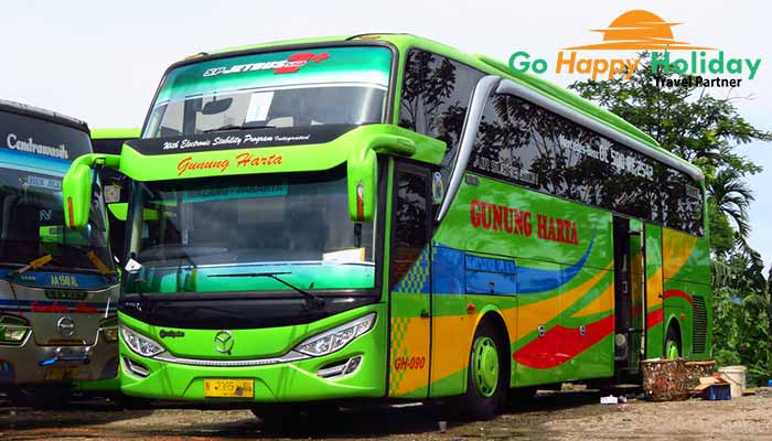 Sewa Bus Pariwisata PO Gunung Harta Malang Murah Terbaik