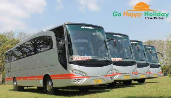 Sewa Bus Pariwisata di Jakarta Terbaik Murah