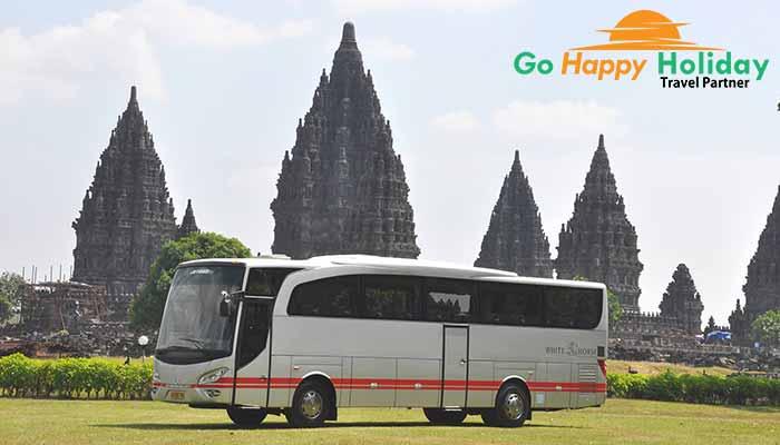 Sewa Bus Pariwisata di Jakarta Terbaru Murah