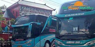 Sewa bus pariwisata di Gresik Terbaik murah