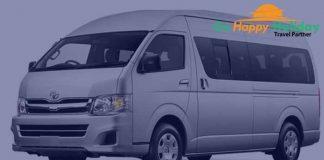 Daftar Harga Sewa Hiace di Ngawi Murah Terbaru Terbaik